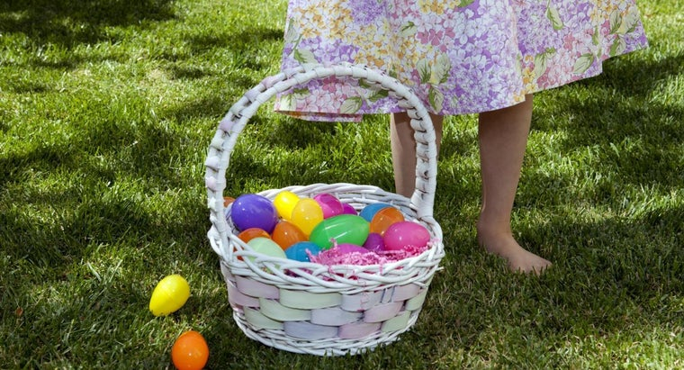 How Do You Make an Easter Basket?