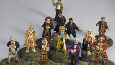 How Do You Make Miniature Figures?