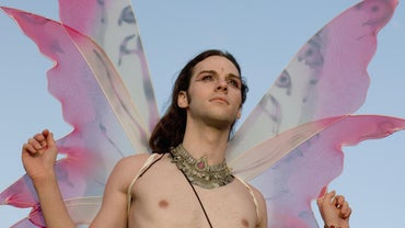 What Is a Male Fairy Called?