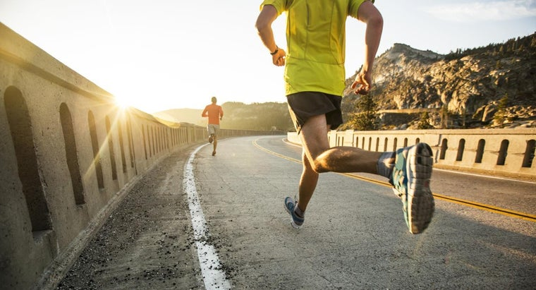 Why Do Male Runners Shave Their Legs?