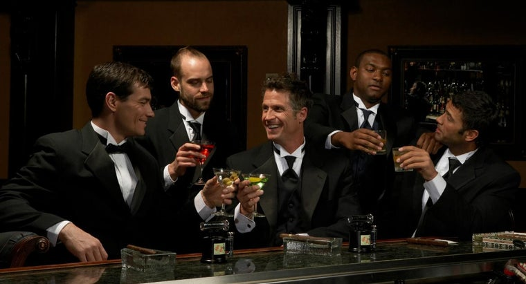 Does the Best Man Pay for the Bachelor Party?