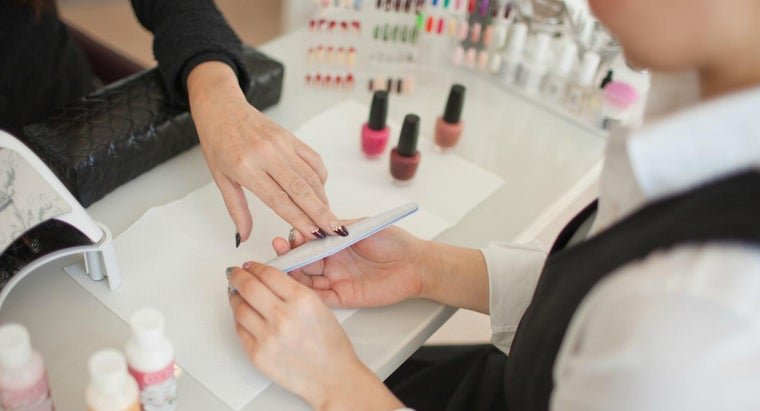 What Is a Manicure Table?