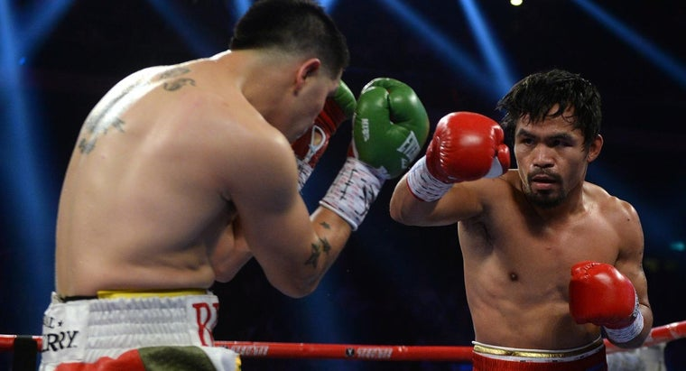 Who Has Manny Pacquaio Lost To?