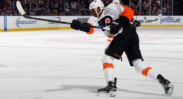 How Many African-American Players Are in the NHL?