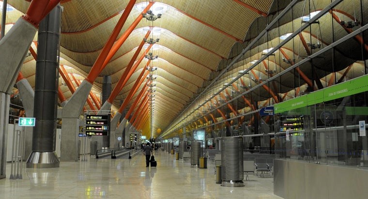 How Many Airports Are in Madrid?