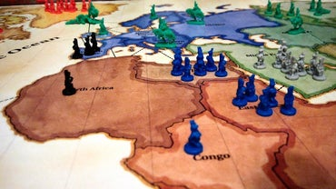 How Many Armies Do You Start With in a Game of Risk?