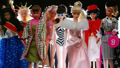 How Many Barbie Dolls Have Been Sold Since 1959?