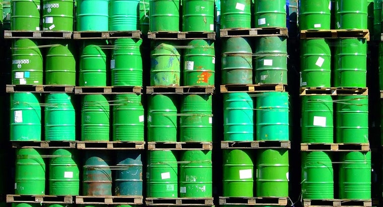 How Many Barrels of Oil Are in a Metric Ton?