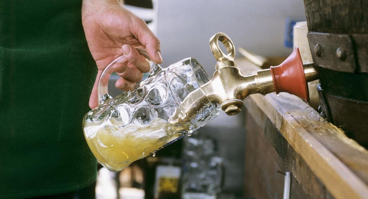 How Many Beers Are in a 5-Liter Keg?