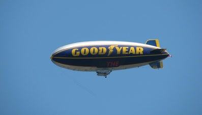 How Many Blimps Are There in the World?