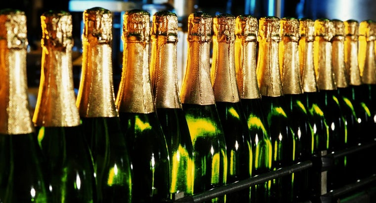 How Many Bottles Are in a Case of Champagne?