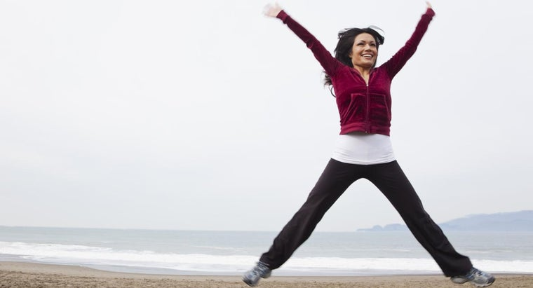 How Many Calories Does 100 Jumping Jacks Burn Off?