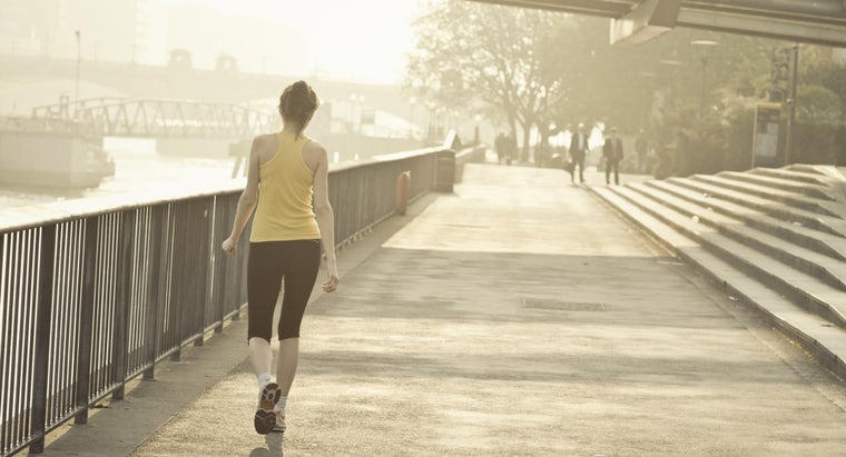 How Many Calories Can You Burn by Walking 8 Miles?