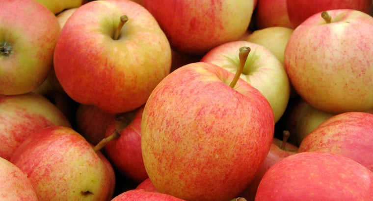 How Many Calories Are There in a Gala Apple?
