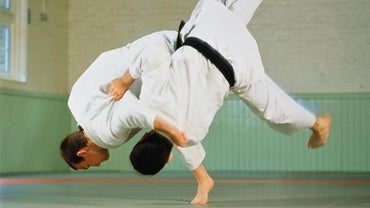How Many Calories Does Judo Burn?