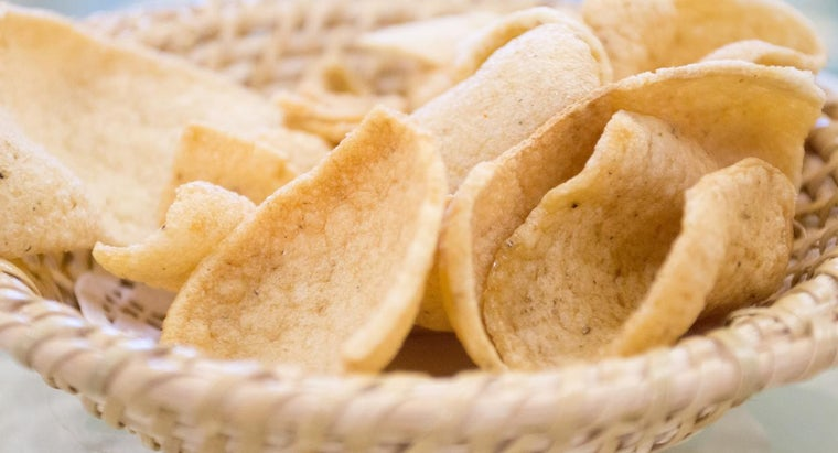 How Many Calories Are in Prawn Crackers?