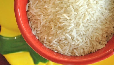 How Many Calories Does Rice Have?
