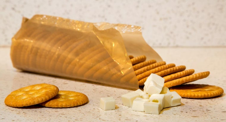 How Many Calories Are in a Ritz Cracker?