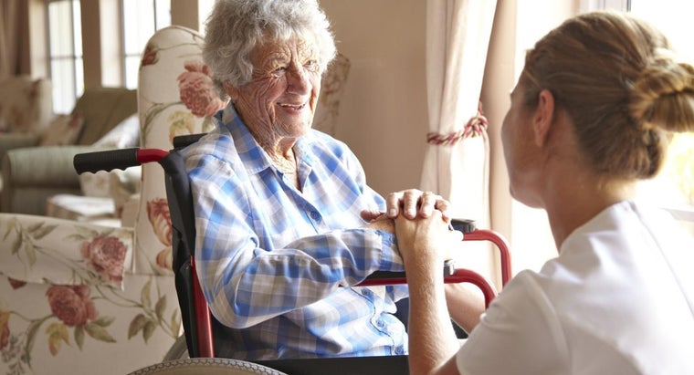 How Many Care Homes Are in the United Kingdom?