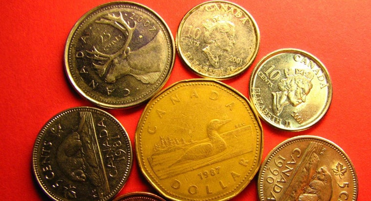 How Many Coins Are in a Roll in Canada?