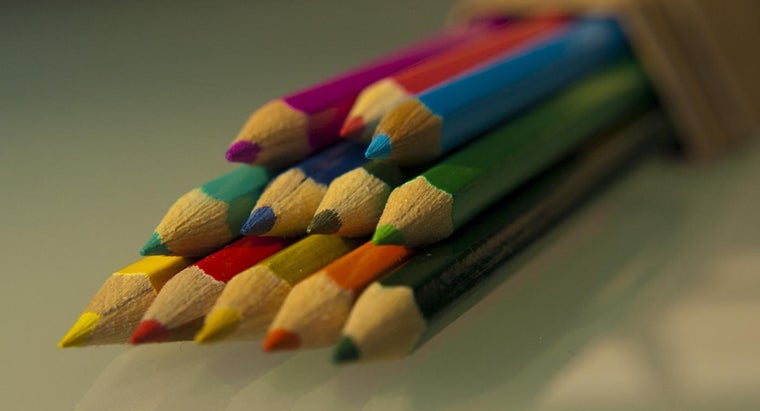 How Many Colors Are There in the World?