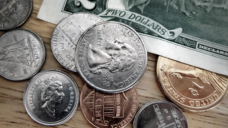 How Many Combinations Of Quarters Dimes And Nickels Could Be Used To Pay 50 Cents In Change
