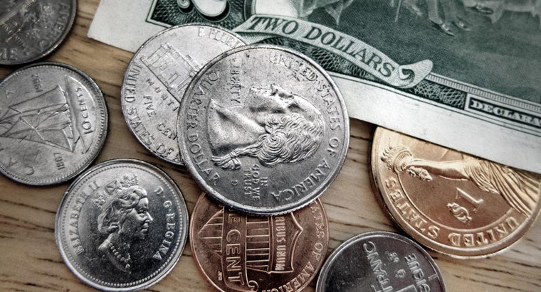 How Many Combinations of Quarters, Dimes and Nickels Could Be Used to Pay 50 Cents in Change?