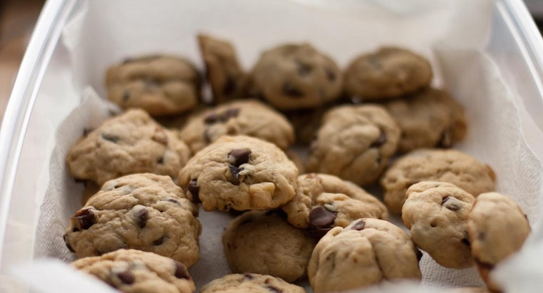 How Many Cookies Are in One Batch?