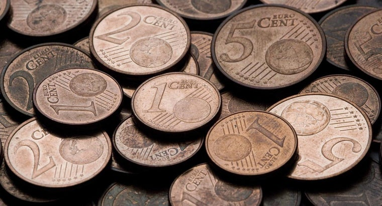 How Many Different Euro Coin Denominations Are There?