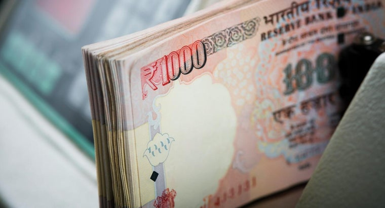 How Many Dollars Are Equivalent to a Rupee Crore?