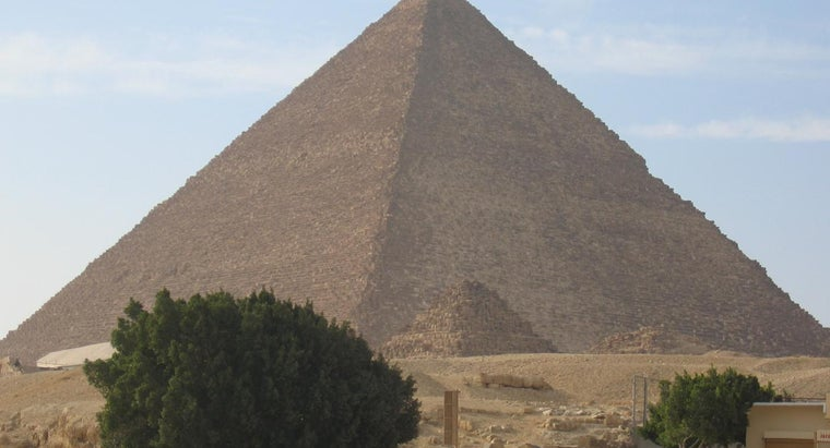 How Many Edges Does a Pyramid Have?