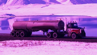 How Many Gallons Does a Tanker Truck Hold?