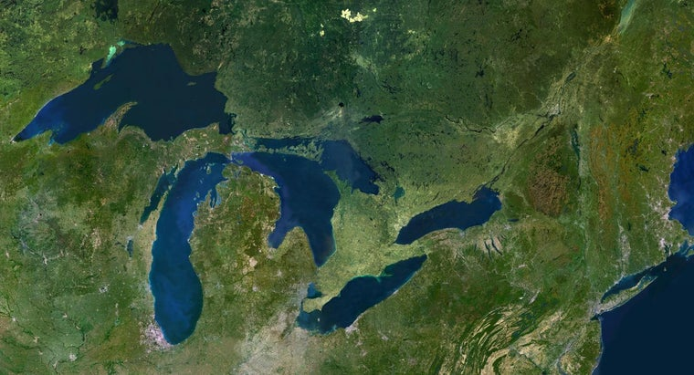 How Many Great Lakes Are There?