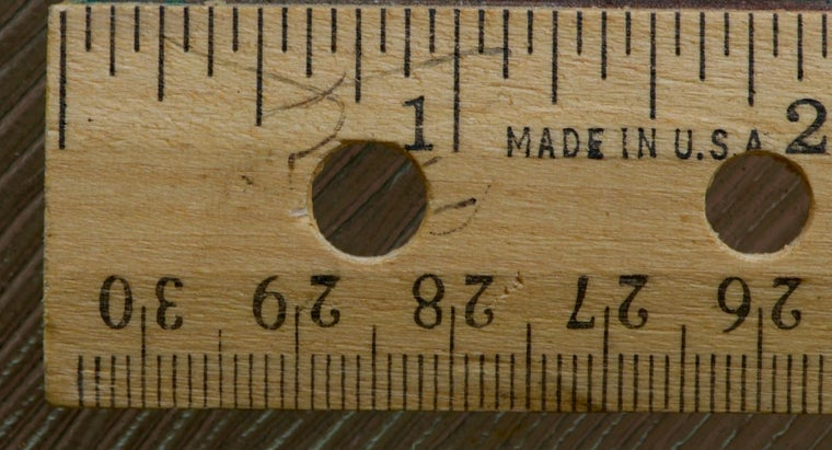 How Many Inches Are in 1 Foot?