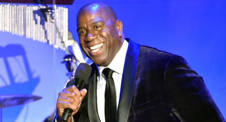 How Many Kids Does Magic Johnson Have?