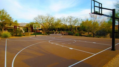 How Many Laps Will It Take Around a Basketball Court to Equal a Mile?