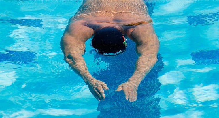 How Many Laps Equal a Mile in a 25-Yard Pool?