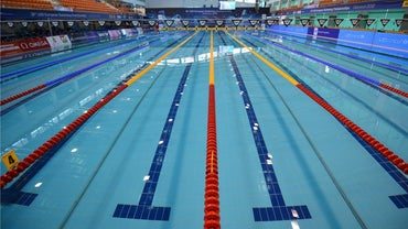 How Many Laps of an Olympic Sized Pool Equal a Mile?