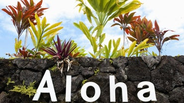 How Many Letters Are in the Hawaiian Alphabet?