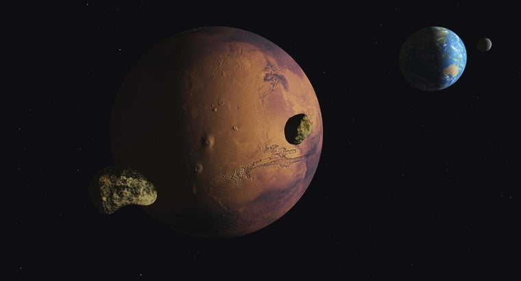 How Many Light Years Away Is Mars?