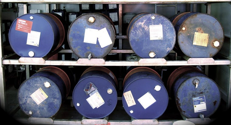How Many Litres Is a Barrel of Crude Oil?