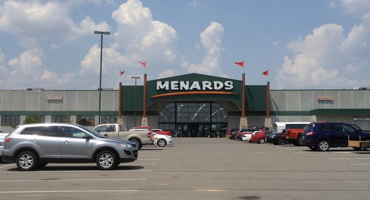 How Many Locations Does Menards Have?