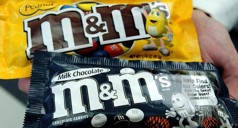 How Many M&Ms Are in a Bag?