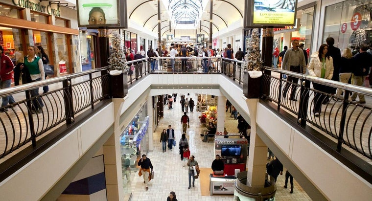 How Many Malls Are in America?