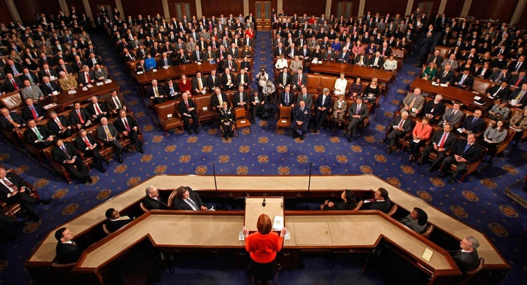 How Many Members Are There in the U.S. House of Representatives?