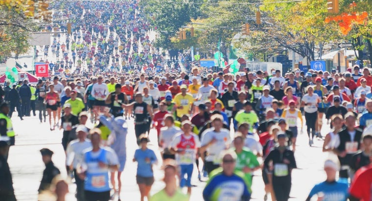How Many Miles Is a 20-Kilometer Race?