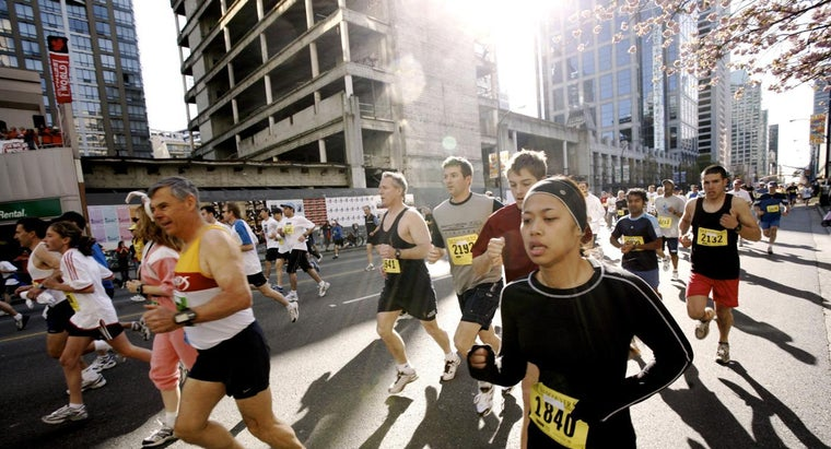 How Many Miles Is a 5K Run?