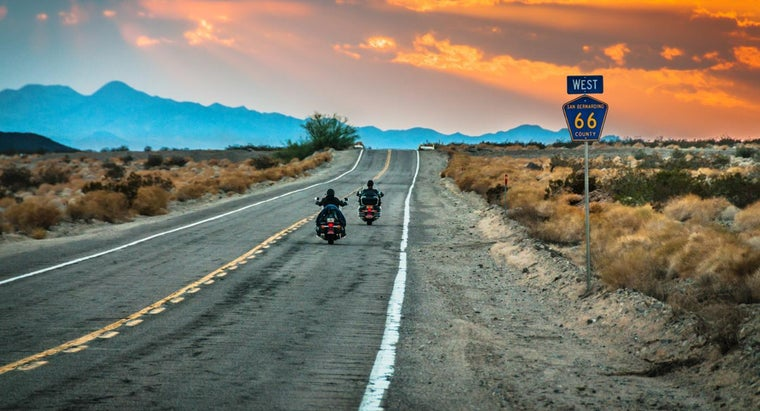 How Many Miles Is It From Coast to Coast in the United States?