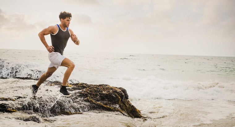 How Many Miles Per Hour Can a Man Run?
