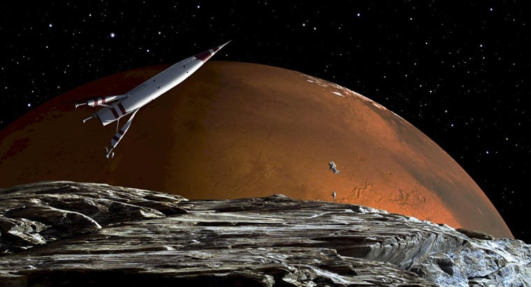 How Many Moons Does Mars Have? | Reference.com